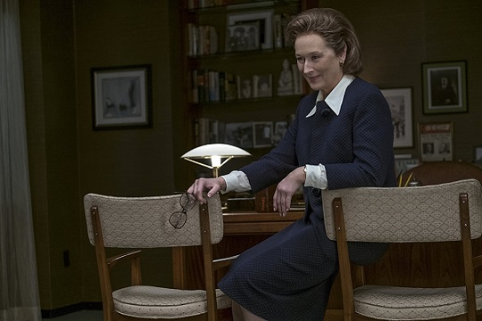 "Meryl Streep appears in ""The Post."" Twentieth Century Fox photo"