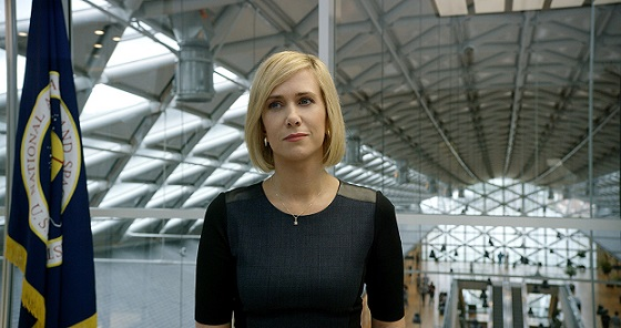 "Kristen Wiig appears in a scene from the 2015 film ""The Martian."" Twentieth Century Fox Film Corp. photo"