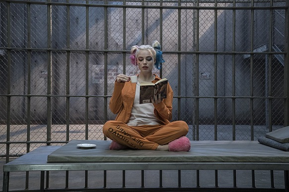 "Margot Robbie appears as Harley Quinn in the 2016 film ""Suicide Squard."" Warner Bros. Pictures photo"