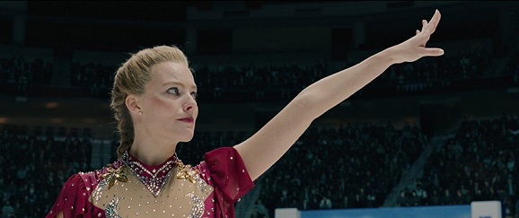 """Margot Robbie not only starred as notorious figure skater Tonya Harding in the off-kilter biopic """"I, Tonya,"""" for which she earned her first Academy Award nomination for best actress, but she also produced the acclaimed film under her LuckyChap Entertainment banner. 30West photo"""