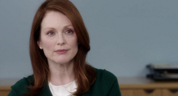 """Julianne Moore appears in her Oscar-winning role in 2014's """"Still Alice."""" The busy performer is in negotiations to co-star with Amy Adams in the film """"The Woman in the Window."""" Sony Pictures Classics photo"""