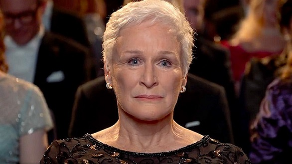 "Glenn Close stars in ""The Wife."" Sony Pictures Classics photo"