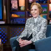 Carol Burnett to be honored with Golden Globes' inaugural special TV achievement award