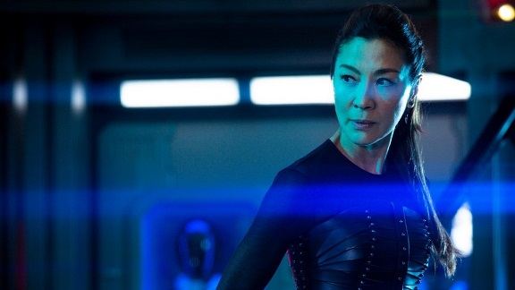 Michelle Yeoh to star in new live-action 'Star Trek' series