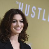 Anne Hathaway talks women directors, 'The Hustle' and her new star on the Hollywood Walk of Fame
