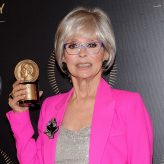 Rita Moreno becomes first Latina PEGOT winner