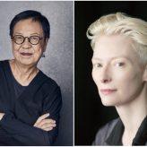 Tilda Swinton and Ann Hui to receive Venice International Film Festival's Golden Lion for Lifetime Achievement