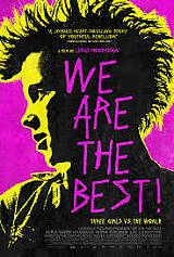 we are the best poster 160