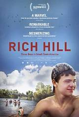 rich hill awfj size