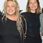 Jennifer Lynch and Penny Vozniak