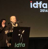 The Female Gaze @ IDFA: AWFJ Presents EDA Awards to Two Female-Directed Documetaries