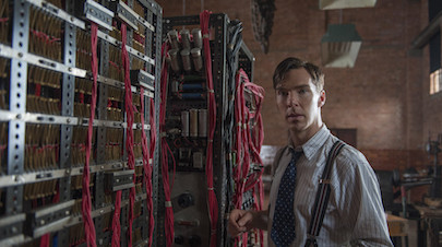 AWFJ Movie of the Week, Nov. 24-30: THE IMITATION GAME