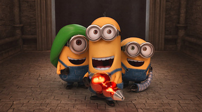 AWFJ Movie of the Week, July 6-12: MINIONS
