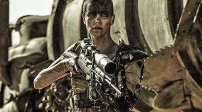 THE WEEK IN WOMEN: FURY ROAD on DVD Brings Furiosa Home, plus Kudos for Blanchett, Hathaway's Sci-Fi and McCarthy Hypes GHOSTBUSTERS – Brandy McDonnell comments