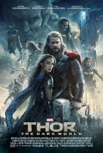 portman thor poster