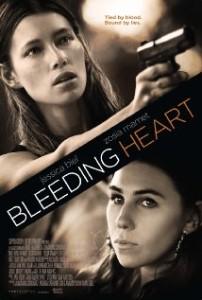 bleeding hert poster