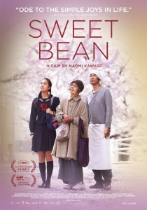 sweet bean poster