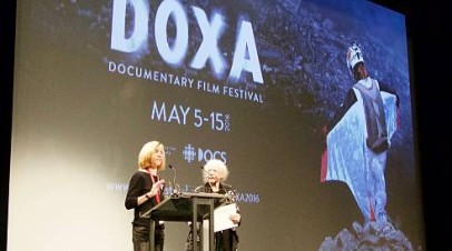 AWFJ Presents EDA Awards @ DOXA Documentary Film Festival 2016: The Winners!
