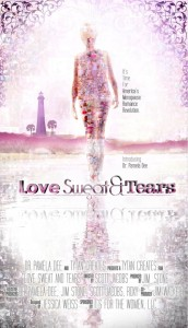 love sweat and tears poster
