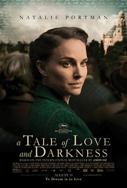 tale of love and darkness poster