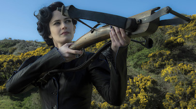 AWFJ Movie of the Week, September 26 – September 30: Miss Peregrine's Home for Peculiar Children