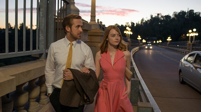 AWFJ Movie of the Week, December 5 – December 9, 2016:  La La Land