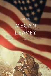 MEGAN LEAVEY POSTER