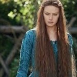 Daisy Ridley in Ophelia