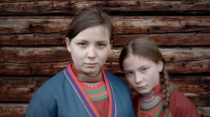 Lena Cecelia Sparrok and Mia Erika Sparrok