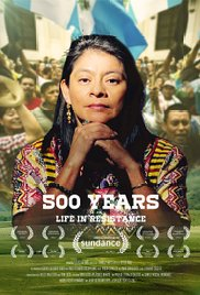 pamela yates 500 years poster