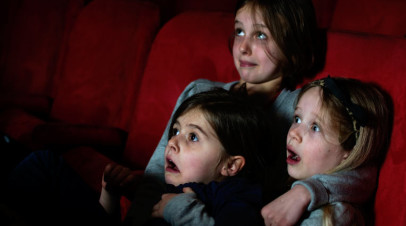 Horror Movies and Kids:  A Scary Combination — Betsy Bozdech, Liz Whittemore, Nell Minow, Brandy McDonnell and Jennifer Merin comment