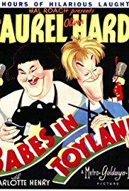 babesin toyland poster