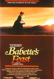 babettes feast poster