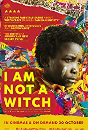 i amnot a witch poster