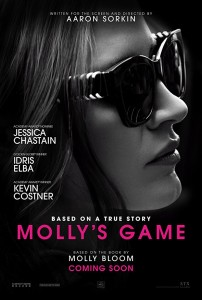 mollys game poster