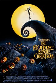 nightmare begore christmas poster