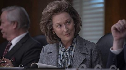 MOVIE OF THE WEEK  January 12, 2018:  THE POST