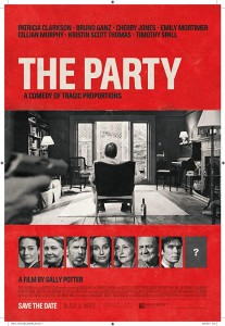 THE PARTY POSTER 1