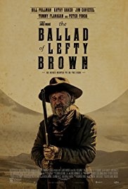 lefty brown poster
