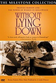 without lying down poster