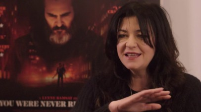 SPOTLIGHT April 2018:  Lynne Ramsey, Glaswegian, Director of YOU WERE NEVER REALLY HERE