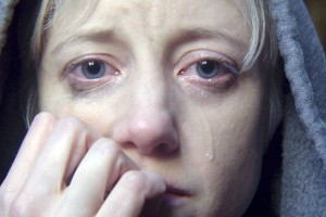 Andrea Riseborough in the Crocodile episode of Black Mirror