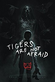 tifers are not afraid poster