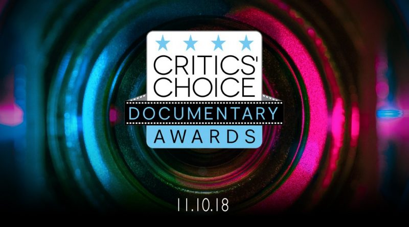 2018 Critics Choice Documentary Awards Nominees Announced – Jennifer Merin reports
