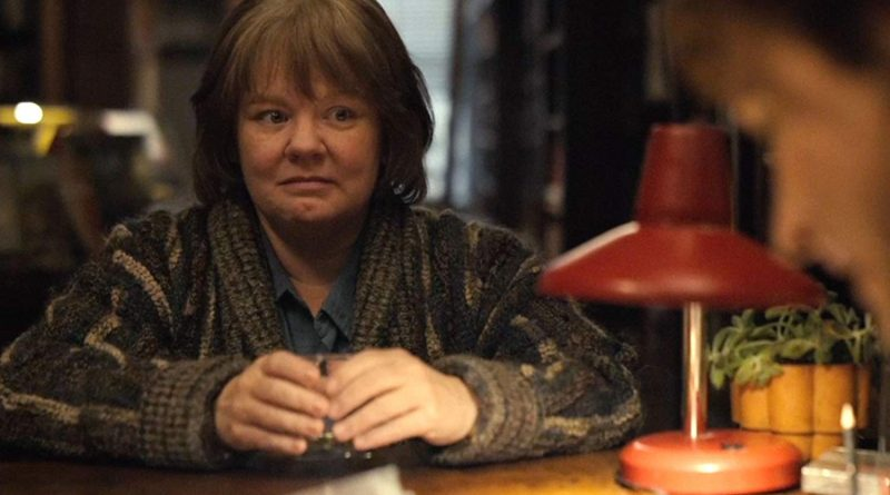 Melissa McCarthy on Getting Serious in CAN YOU EVER FORGIVE