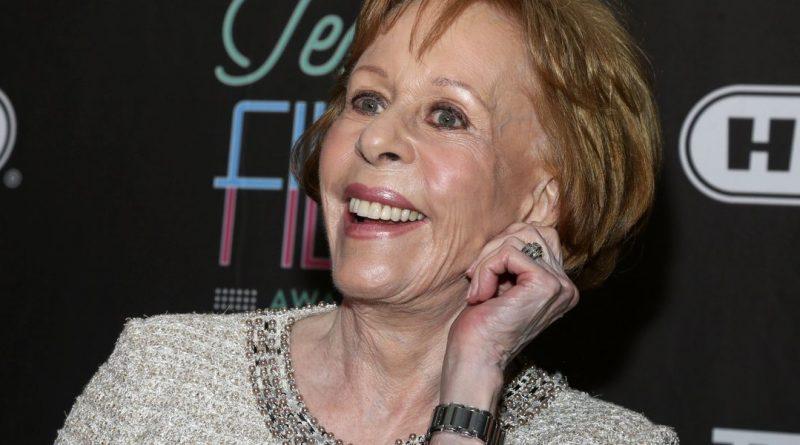 WEEK IN WOMEN: Carol Burnett To Receive Special Golden Globe TV