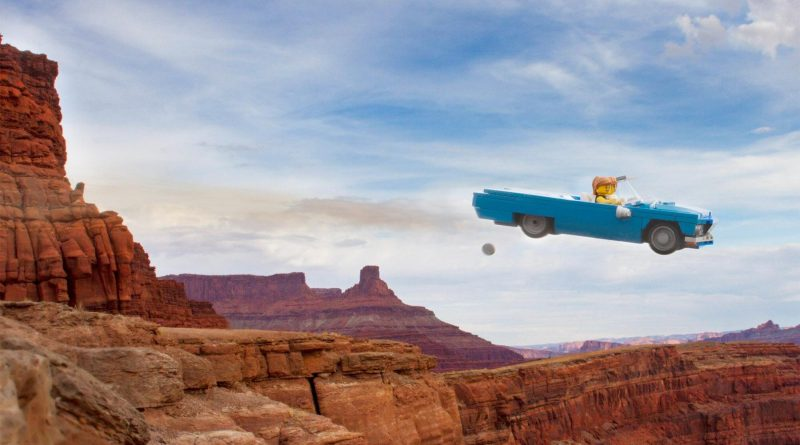 MOVIE OF THE WEEK April 26, 2019: Jennifer Townsend's CATCHING SIGHT OF THELMA & LOUISE