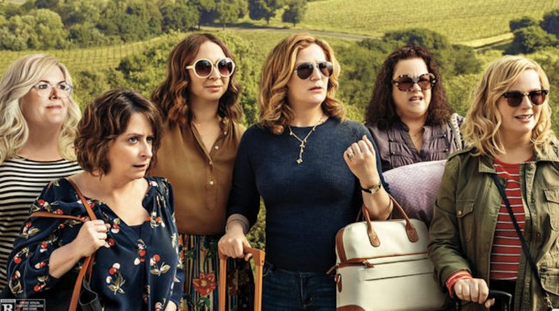 MOVIE OF THE WEEK May 17, 2019 : Amy Poehler's WINE COUNTRY