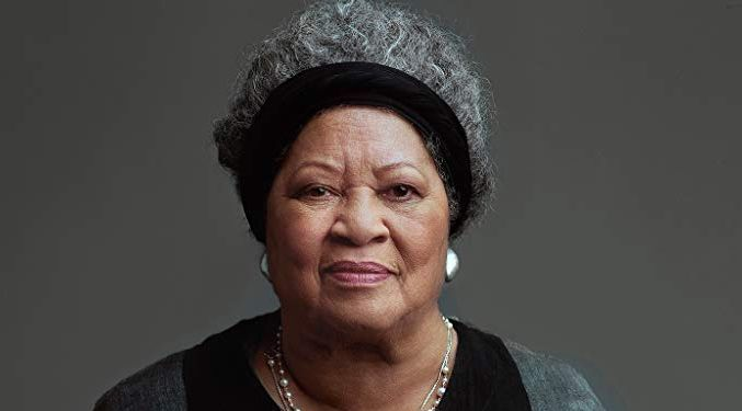 MOVIE OF THE WEEK June 14, 2019: TONI MORRISON: THE PIECES I AM