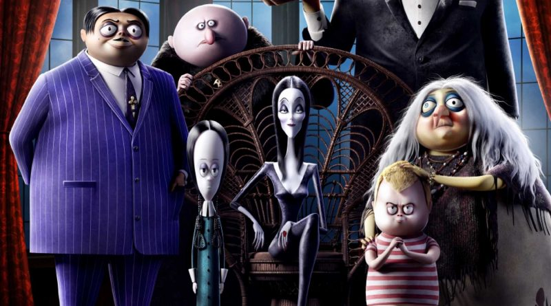 The Addams Family Review By Susan Granger Alliance Of Women Film Journalists